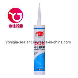Neutral Weatherproof Silicone Sealant Adhesive (AS-793) pictures & photos