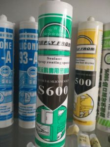 Spray Coating Sealant for Glass Metal and Aluminum /Plate pictures & photos