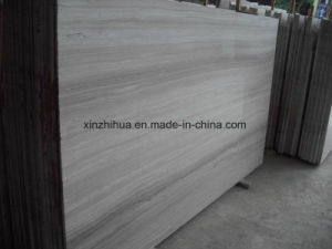 Natural China Grey Serpenggiante Marble Tile/Slab/Countertop pictures & photos