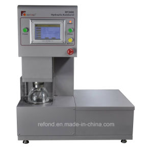 Standard Hydraulic Bursting Strength Tester.