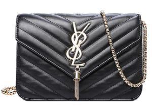 Quliting PU Crossbody Bag Women Shoulder Bag pictures & photos
