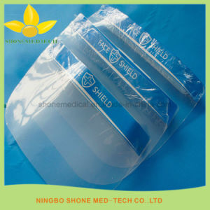 Disposable Anti-Fog Full Face Shield, Medical Face Protection Shield pictures & photos