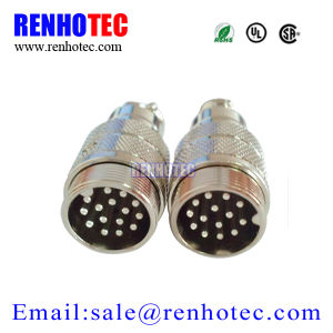Types of Joints Gx19 Gx20 Aviation Plug and Socket Connector pictures & photos