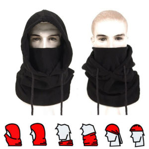 Winter Thermal Fleece Balaclava Full Face Ski Mask Motorcycle Hat Cap Unisex pictures & photos