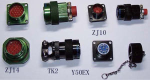 Y50ex Series Bayonet Coupling Circular Connectors pictures & photos