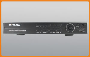 H. 264 4CH 1080P 5 in 1 Hybrid Mvteam Brand Surveillance DVR (6404H80P) pictures & photos