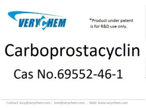 Good Quality Pharmaceutical Carboprostacyclin CAS 69552-46-1 pictures & photos