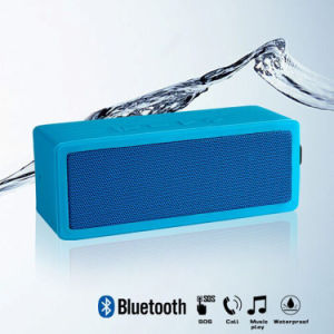 Micro USB Portable Stereo Speaker with Rechargeable Battery Inside pictures & photos