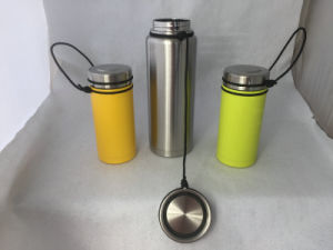 Double Wall Stainless Steel Insulated Sports Flask pictures & photos