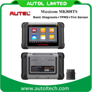 Active TPMS Sensor Tire Pressure Monitoring System Mk808ts Read Clear Trouble Code Car Scanner TPMS System Autel Maxicom Mk808ts pictures & photos