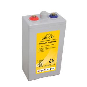 2V 250ah Tubular Opzv Gel Battery pictures & photos