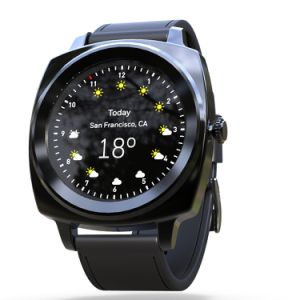 1.2 Inch IPS Touch Screen IP54 Smart Watch with Dual Bands Bluetooth & Dynamic Heart Rate, Sleep Monitoring & Gravity Sensor 2 pictures & photos