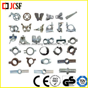 Scaffolding Accessory Casted Jack Nuts& Wing Nuts& Prop Nuts& Tie Rod pictures & photos