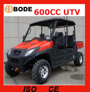 New EEC 600cc Shaft Drive Big ATV 4X4 UTV with 2 Seats Mc-183 pictures & photos