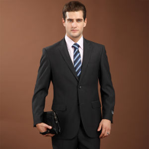 Men′s Business Suit Tuxedo Formal Suit pictures & photos