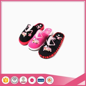 Cute Fox Print Slipper for Lady and Kids pictures & photos