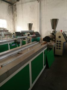 PVC Pipe Extrusion Line (16mm TO 630mm)