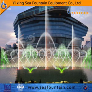 Sesfountain Design Outdoor Multimedia Music Lake Fountain pictures & photos