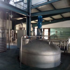 2000 Liters Stainless Steel Fermenter pictures & photos