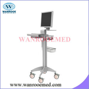 Elevated Small Medical Equipment Cart pictures & photos