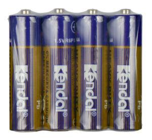 1.5V R03p AAA Size PVC Jacket Carbon Zinc Battery pictures & photos