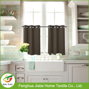 Window Treatments Kitchen Best Kitchen Curtains Valance Curtains for Kitchen pictures & photos