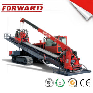 Rx133X650 Horizontal Directional Drilling Machine with Import Hydraulic System