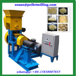 Small Investmnent Corn Flour Snacks Food Making Machine pictures & photos