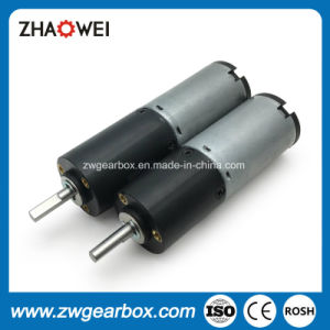 24V Small DC Planetary Gearbox Motor with 16-1296: 1 Gear Ratio pictures & photos