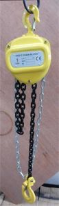 Chain Pulley Block Lifting Equipment pictures & photos