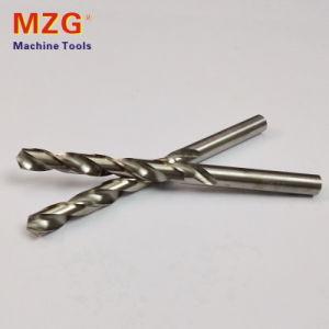 CNC Lathe Machine Center Twist Carbide Tungsten Steel Drill pictures & photos