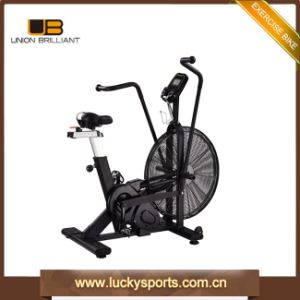 New Design Exercise Bikes Elliptical Cycle Air Bike Crossfit pictures & photos