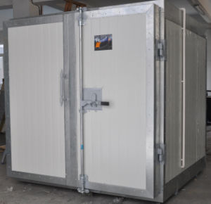 Colo Electric Polymerization Oven for Powder Coating pictures & photos
