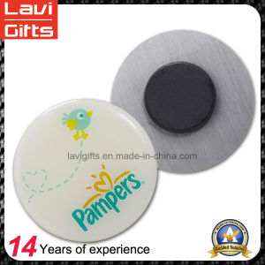 Custom High Quality Round Shape Fridge Magnet pictures & photos