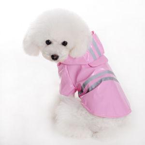 Dog Premium PU Waterproof Pet Raincoat Wholesale pictures & photos
