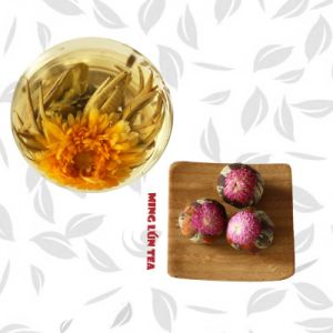 Blooming Chinese Hight Quality Flavour Flower Tea pictures & photos