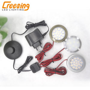 LED Cabinet Light Wire Mini 3-Way Distributor Box 2510 12V/3A pictures & photos