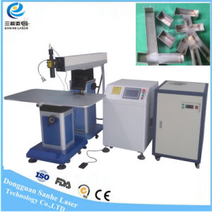 Professional Automatic200W Ads Channel Letters Laser Welding Machine and Machinery pictures & photos