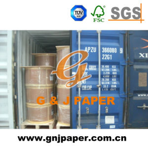 Nice Quality Carbonless CF Yellow Pink Green Blue Paper pictures & photos
