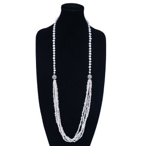 Fashion Jewelry Freshwater Pearl Necklace pictures & photos