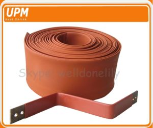 36kv Red Flame Retardant Bus Bar Insulation Heat Shrink Tube pictures & photos