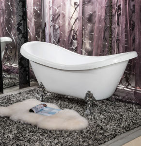 Ship Shape Clawfoot Classical Bath Tub pictures & photos