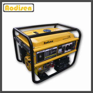 5.0kw Home Generator Petrol Generator Silent pictures & photos