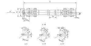 SWC-Bf Standard Flex Flange Type Universal Joint Coupling pictures & photos