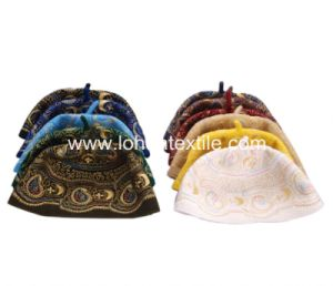 Wool Material Muslim Fez Hat Turkish Hat Fez Hat Prayer Hat pictures & photos
