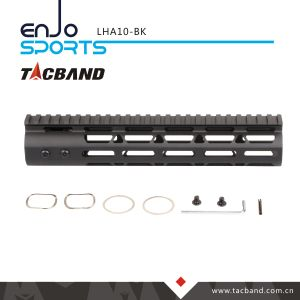 "Lha Series M-Lok 10"" Superslim Ar Handguards CNC Machined pictures & photos"