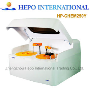 Durable and Economic Automatic Chemistry Analyzer of HP-CHEM250Y pictures & photos