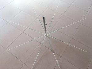 White Fiber Big Spring Umbrella pictures & photos