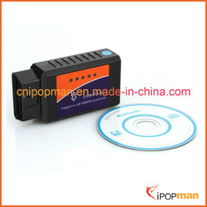 WiFi OBD2 Elm327 OBD2 Car Alarm OBD2 GPS Tracker pictures & photos