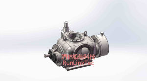 Stainless Screw Pump/Double Screw Pump/Twin Screw Pump/Fuel Oil Pump/2lb4-300-J/300m3/H pictures & photos